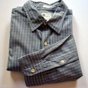 J. Crew Tailored Fit Shirt - Medium